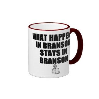 What Happens In Branson Stays In Branson Ringer Mug