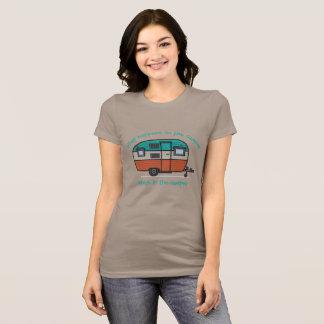 What happens in the camper - MzSandino T-Shirt