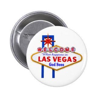 What Happens In Vegas button
