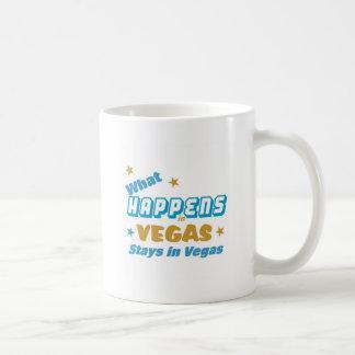 What happens in vegas stays in vegas coffee mug