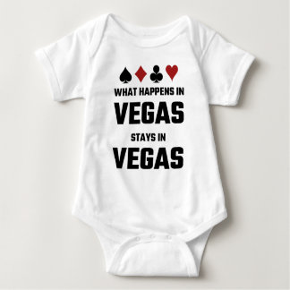 What Happens In Vegas Stays In Vegas Shirts