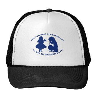 What Happens In Wonderland...Stays In Wonderland Trucker Hat
