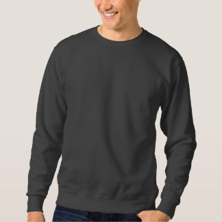 What happens on the boat stays on the boat - funny embroidered sweatshirt