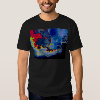 What Hides In The Clouds? T-shirt