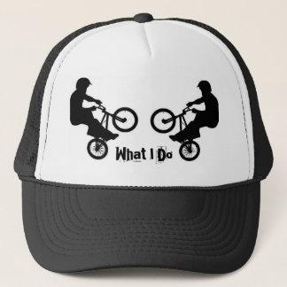 What I Do_BMX Trucker Hat