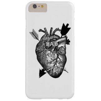 What Is Bad For Your Heart Is Good For Your Art Barely There iPhone 6 Plus Case
