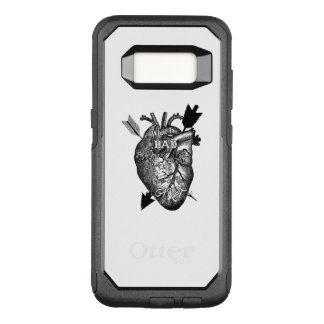 What Is Bad For Your Heart Is Good For Your Art OtterBox Commuter Samsung Galaxy S8 Case