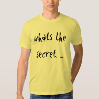 What is concealed tshirts
