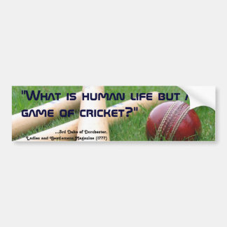 What is human life bumper sticker