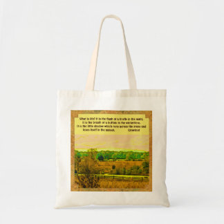 What is life? canvas bags