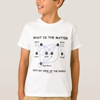 What Is The Matter With My View Of The World? T-Shirt
