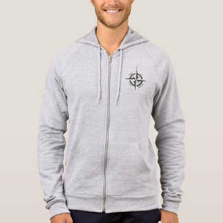 What is your heading - Zip Up Hoodie