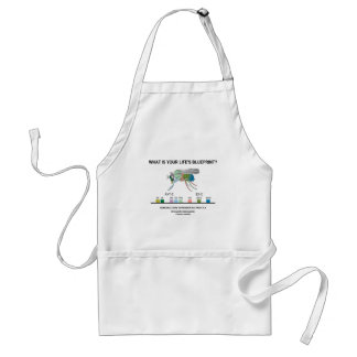What Is Your Life's Blueprint? (Gene Expression) Standard Apron