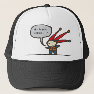 What is your Problem? Trucker Hat