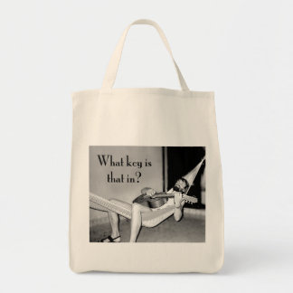 What key is that in? tote bag