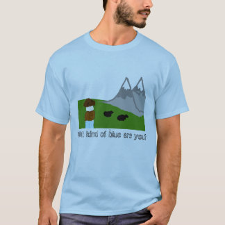 What kind of blue are you? T-Shirt