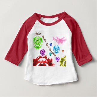 What Makes You Beautiful Baby T-Shirt