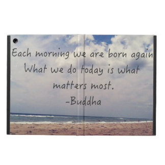 What Matters Most - iPad Case