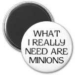 What Minions Magnets