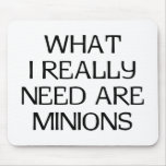 What Minions Mousepads