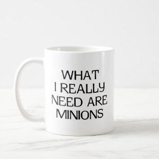 What Minions Classic White Coffee Mug