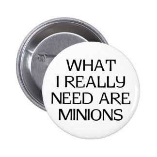 What Minions Pin