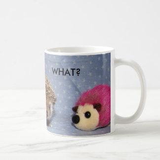 WHAT? mug