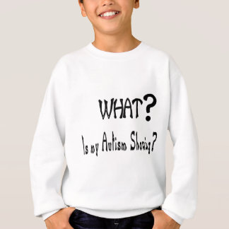 what my Autism showing? T Shirts
