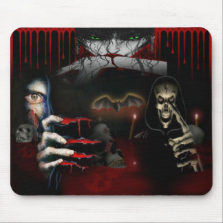 What Nightmares Are Made Of - Mousepad