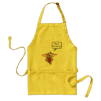 What! , No gravy? Standard Apron