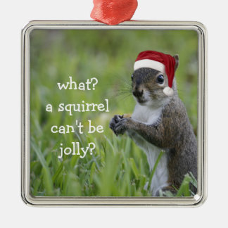 What?  ONE-SIDED Christmas Ornament