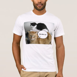 What Other Cat?/Orange Tabby Humor T-Shirt