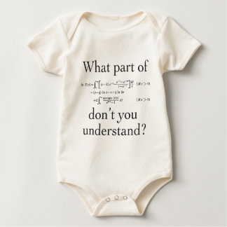 What part of... baby bodysuit