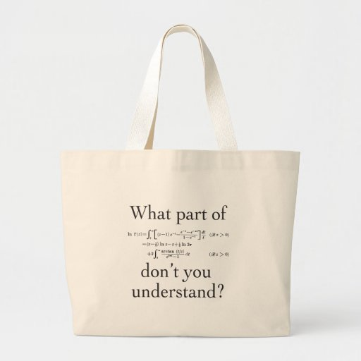 What part of... bag