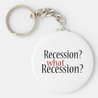 What Recession Key Chains
