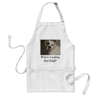 What s Cooking Apron