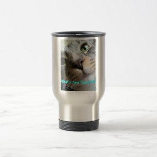 What s New Pussycat Travel Mug
