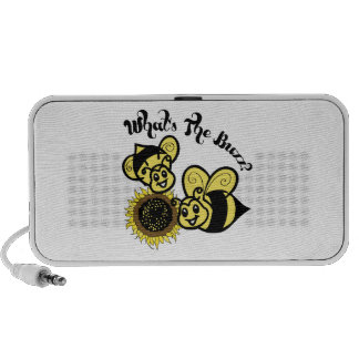 What s The Buzz Notebook Speakers