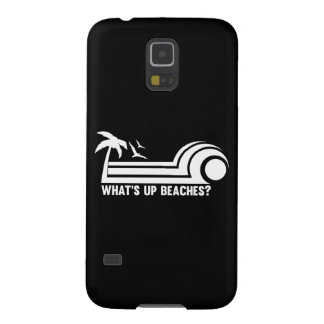 What's Up Beaches? Cases For Galaxy S5