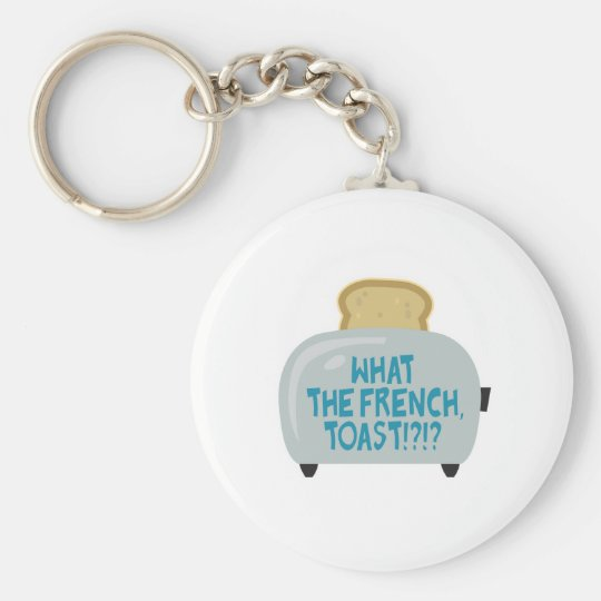 what the french toast key ring