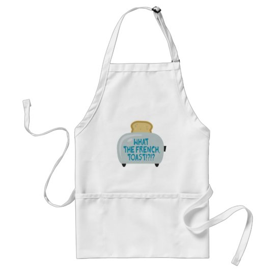 what the french toast standard apron