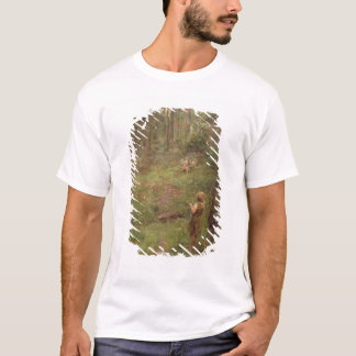 What the Little Girl Saw in the Bush, 1904 T-Shirt
