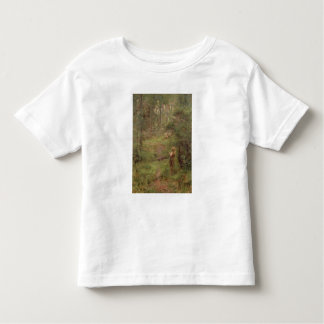 What the Little Girl Saw in the Bush, 1904 Toddler T-Shirt