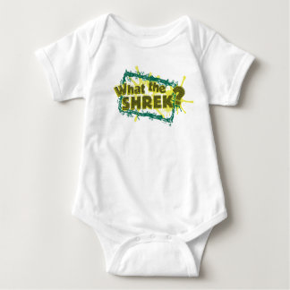 What The Shrek? Baby Bodysuit
