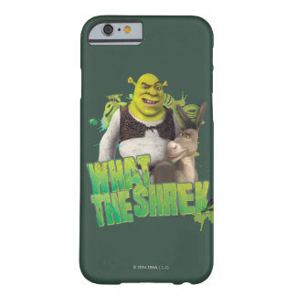 What The Shrek Barely There iPhone 6 Case