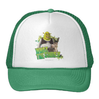 What The Shrek Cap