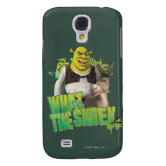 What The Shrek Galaxy S4 Case