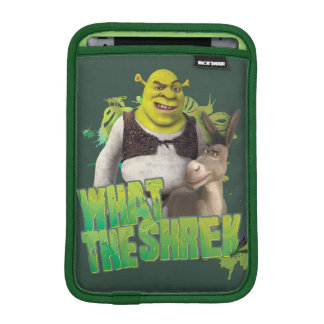 What The Shrek iPad Mini Sleeve