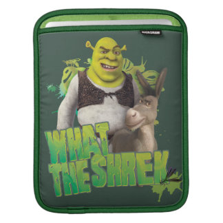 What The Shrek iPad Sleeve