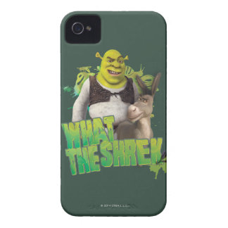 What The Shrek iPhone 4 Case-Mate Case